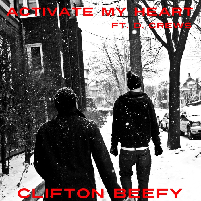 Clifton Beef Activate My Heart Cover Art