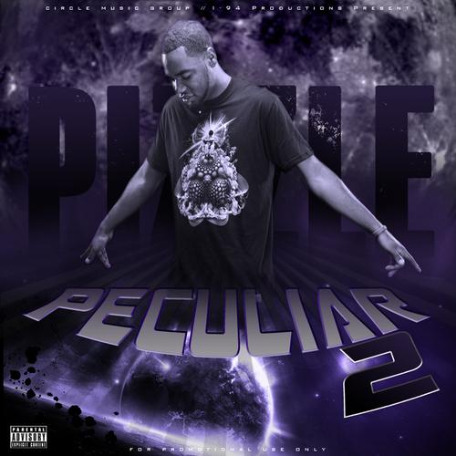 Pizzle - Peculiar 2 cover art