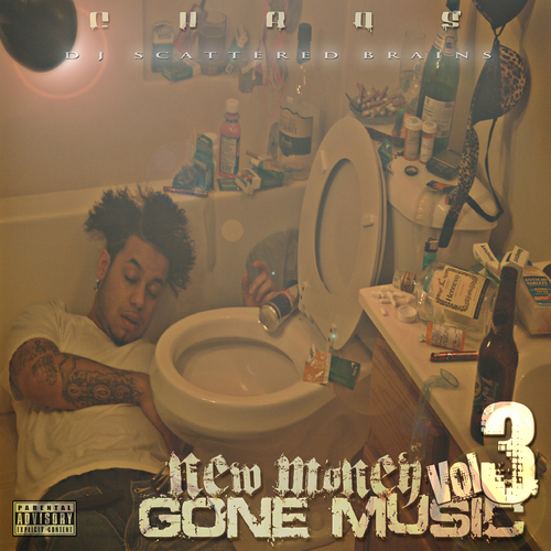 Chaos NewMoney - New Money Vol 3 Gone Music cover art