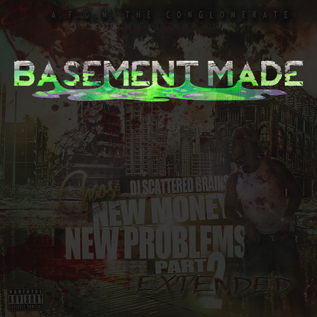 Chaos NewMoney - Basement Made exclusive interview