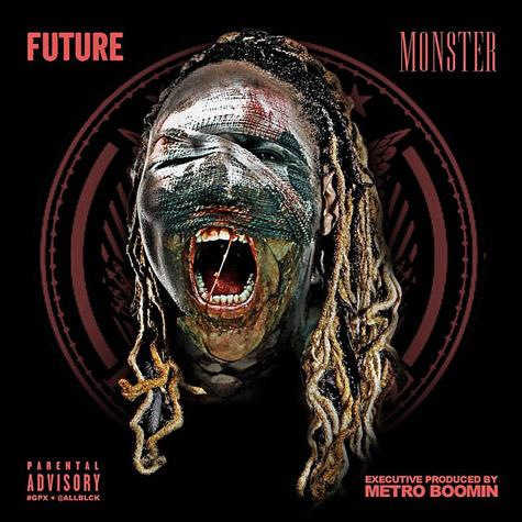 Future - Monster cover art