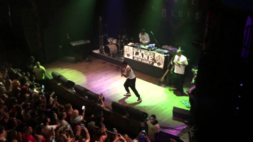 Problem at House of Blues show concert