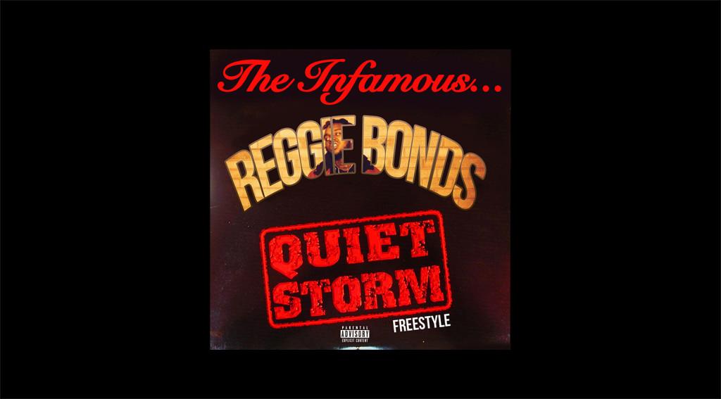 Reggie Bonds - Quiet Storm