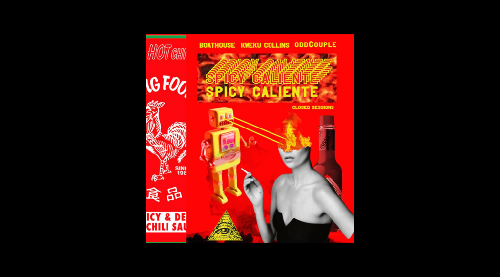Kweku Collins - Spicy Caliente slider