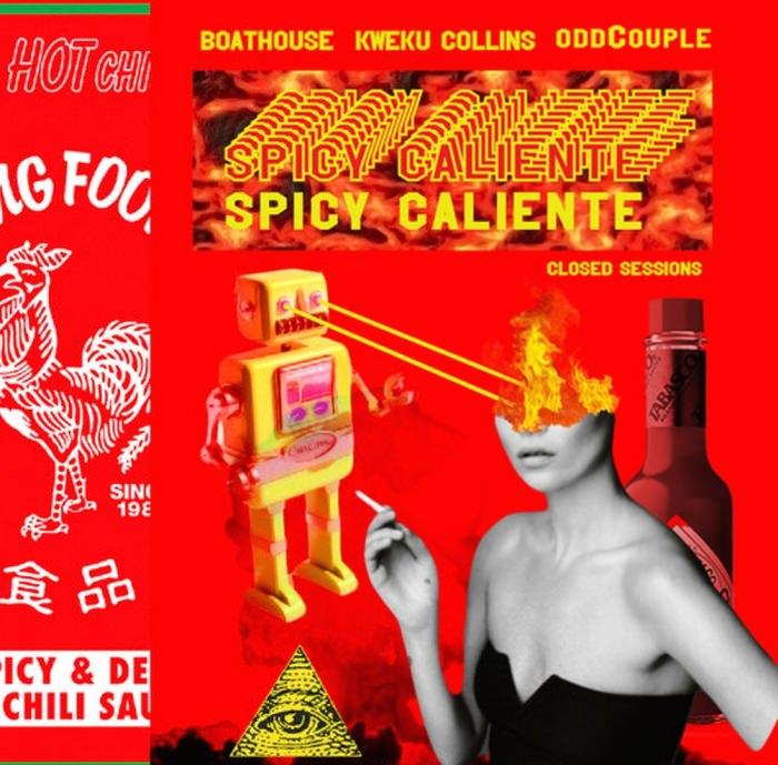 Kweku Collins - Spicy Caliente