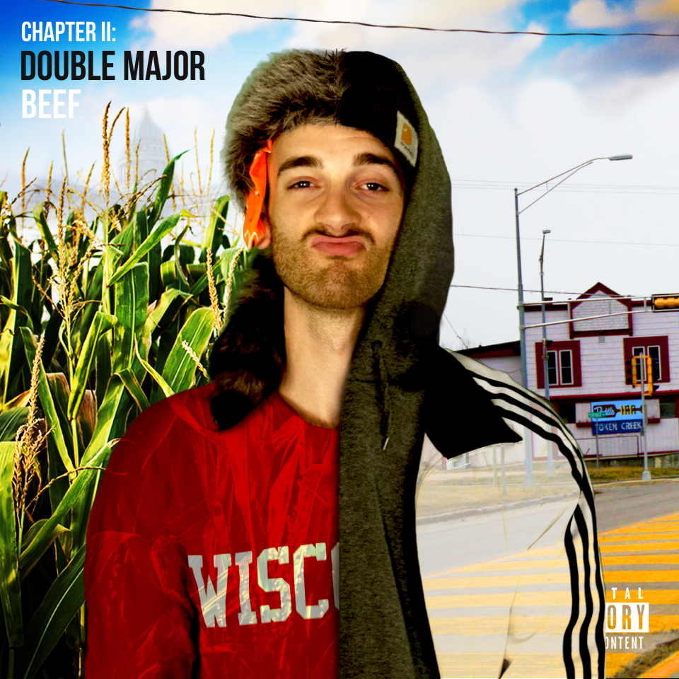 Clifton Beef - Chapter 2 ii: Double Major cover art cliff grefe Basement Made