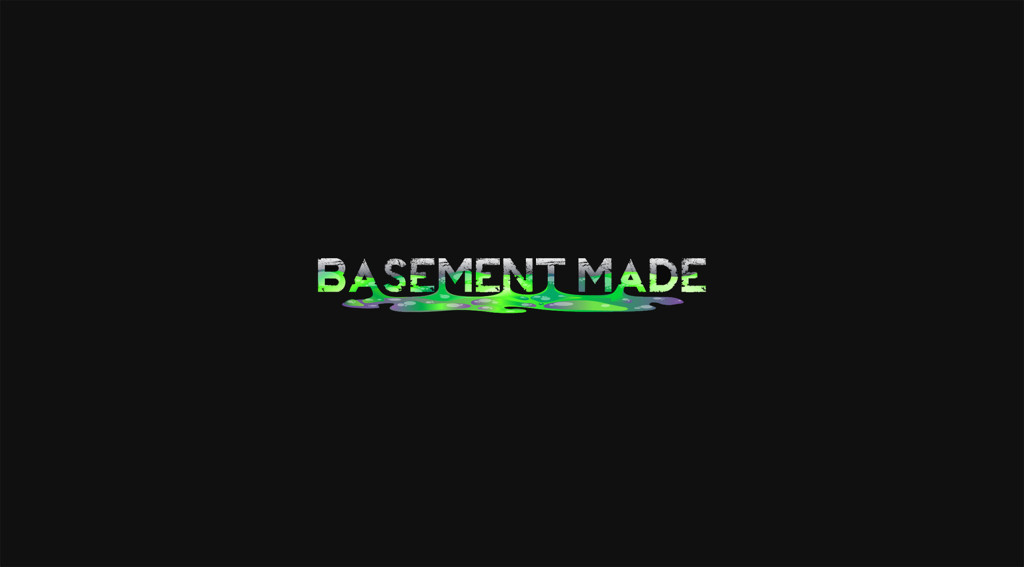 Basement Made logo slide