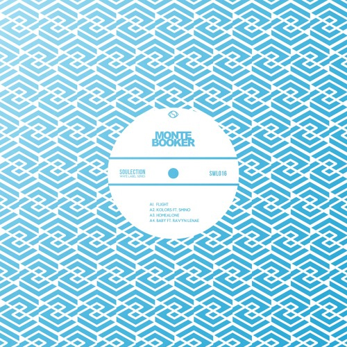 Monte Booker - Soulection White Label 16