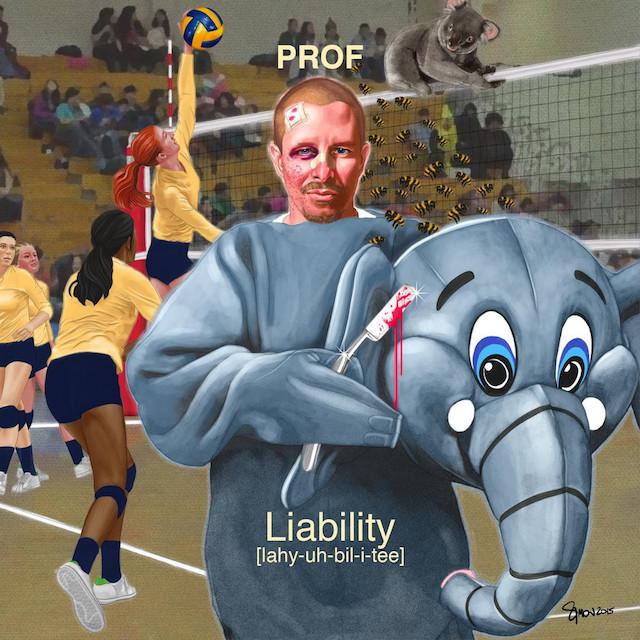 Prof - Liability Album Art