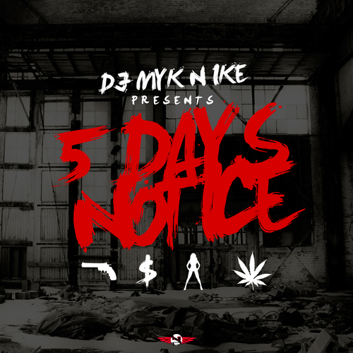 Sdot Gang (Soldier Click) - 5 Days Notice cover art