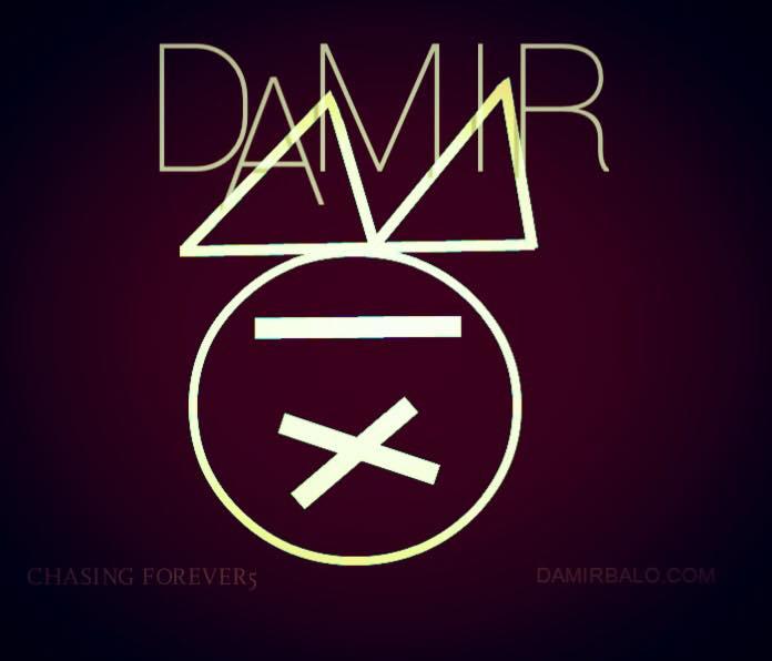 Damir Balo - Chasing Forever 5 Cover Art