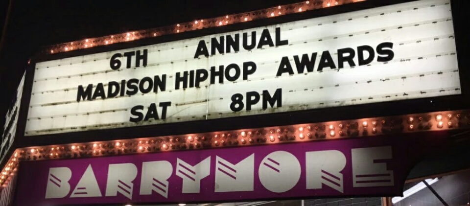 6th Annual Madison Hip Hop Awards 2015