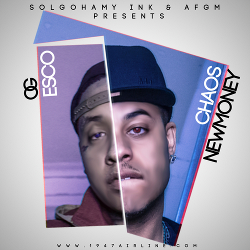 AFGM & Solgohamy Ink Present XIX - Chaos NewMoney & Ogee Esco