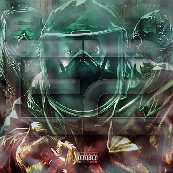 Chaos NewMoney, Swisher Sweez, DJ Bone, - E2 Ebola Part 2 mixtape cover art