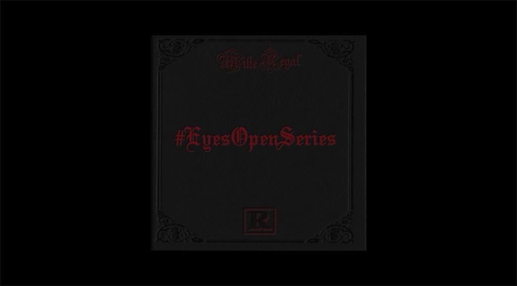Mike Regal - PayperView ft. El-Shareef Eyes Open Series Cover Art