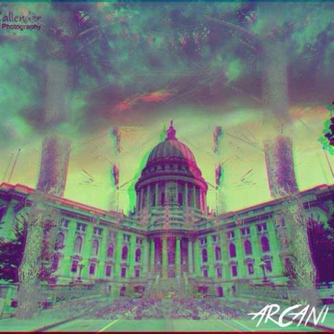 Arcani - Corrupt mixtape cover art