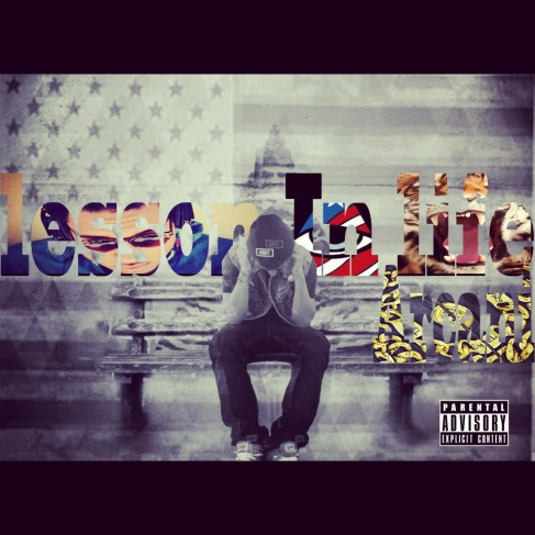 Arcani - Lesson in Life mixtape cover art