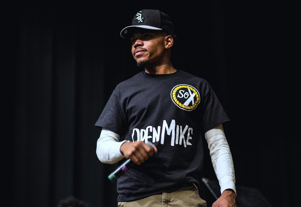 Chance The Rapper - Open Mike Warmest Winter 100,000 campaign