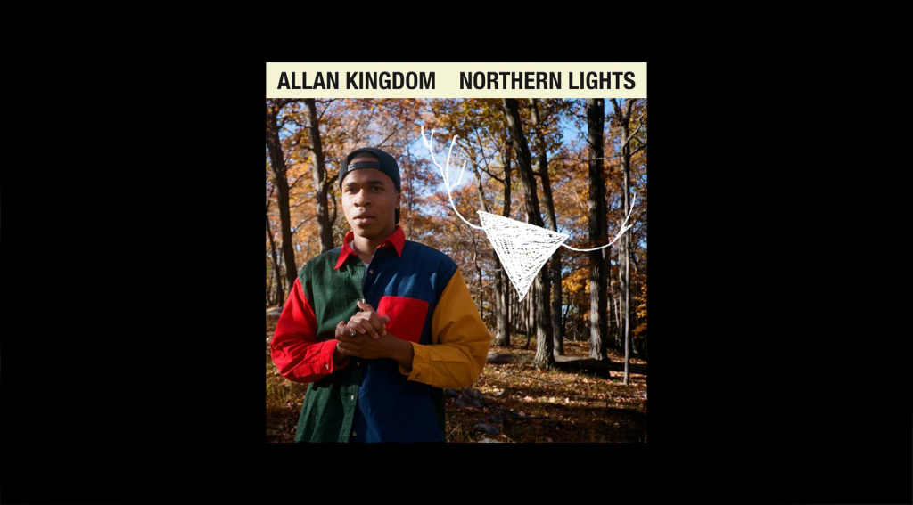 Allan Kingdom - Northern Lights Album cover art slide