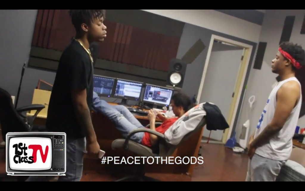 First Class - Peace To The Gods Documentary video