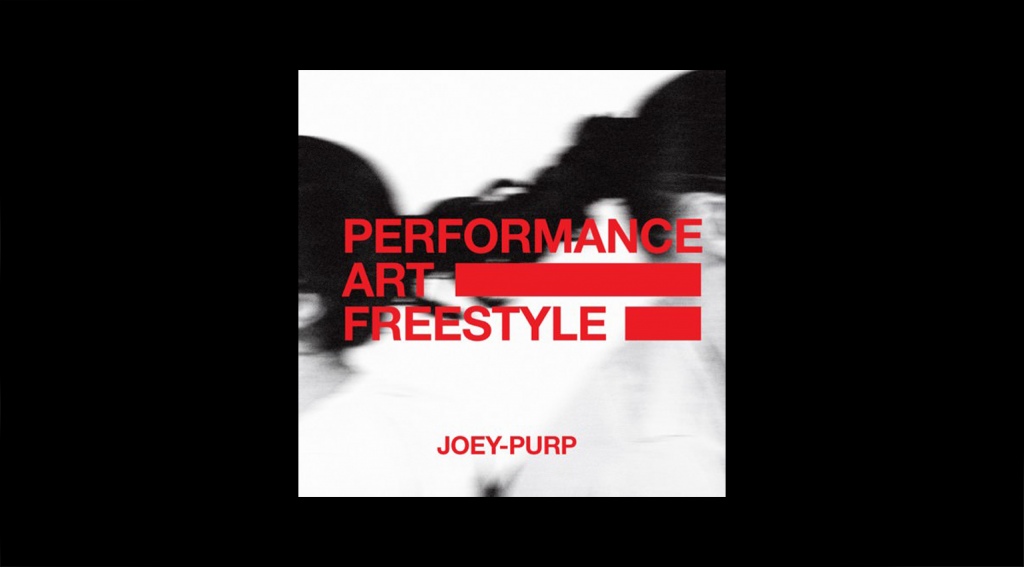 Joey Purp - Performance Art Freestyle cover art