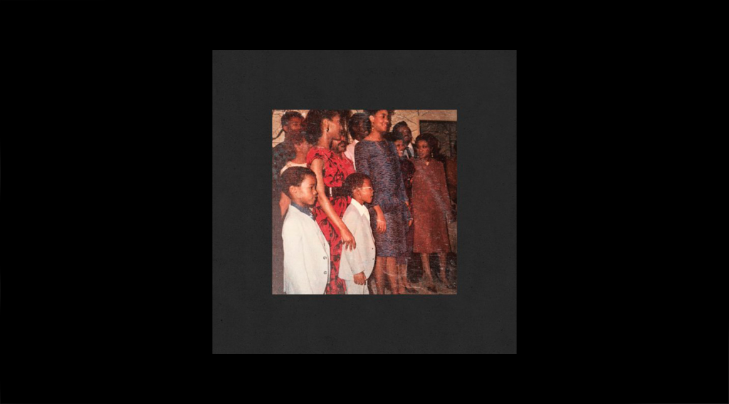 Kanye West - No More Parties In LA ft. Kendrick Lamar cover art