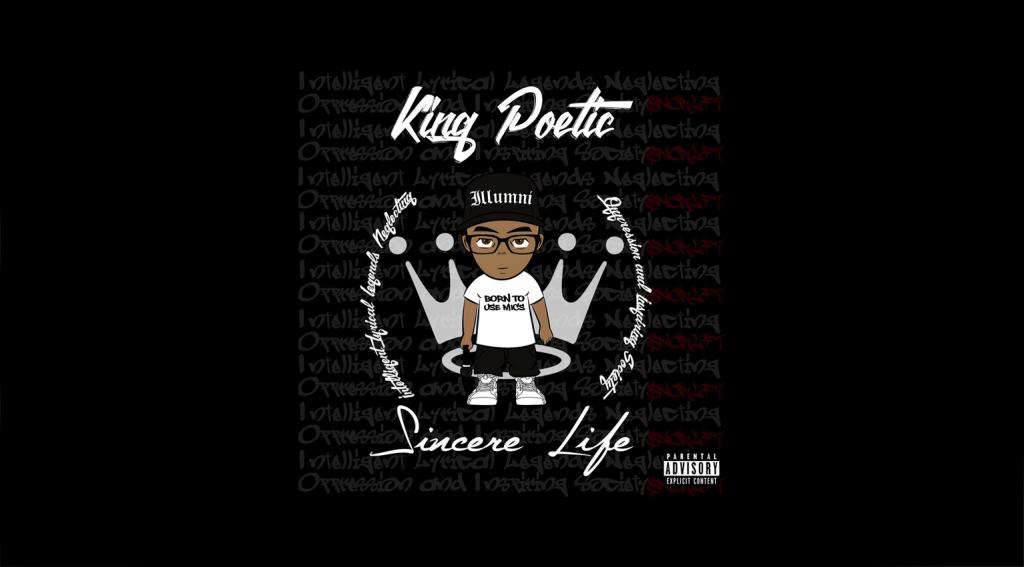 Sincere Life - King Poetic Vol. 1 mixtape cover art