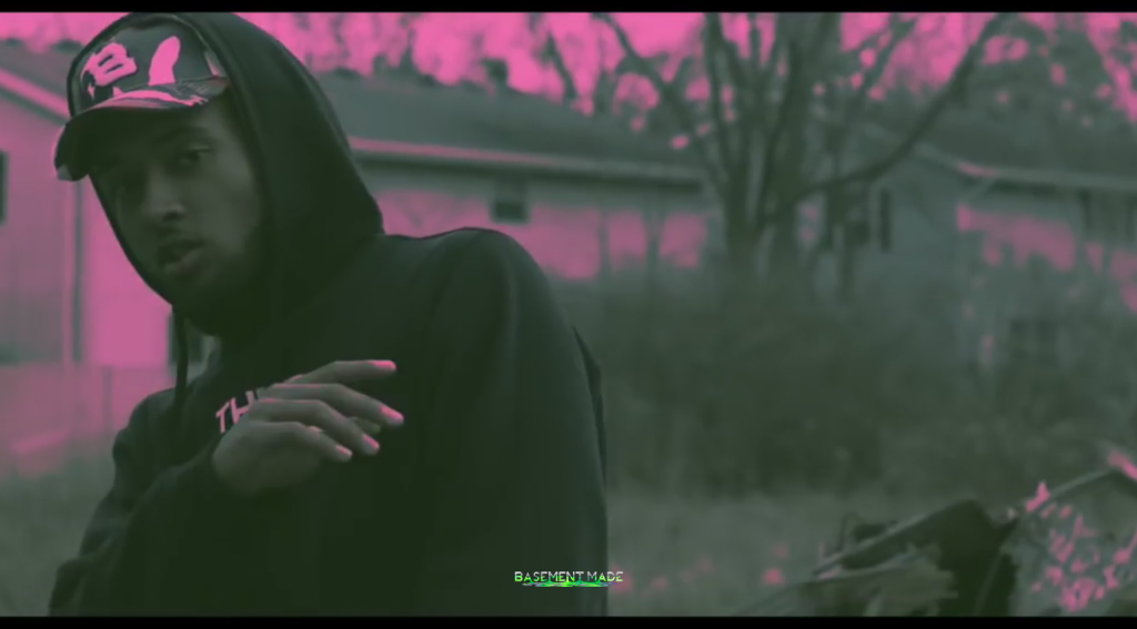 Arcani - Noah's Ark music video still