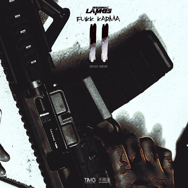 Insomniac Lambs - Fukk Karma II cover art