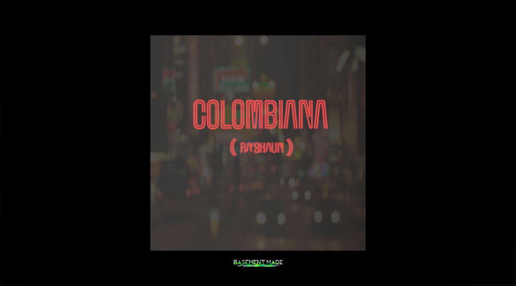 Ra'Shaun - Colombiana cover art