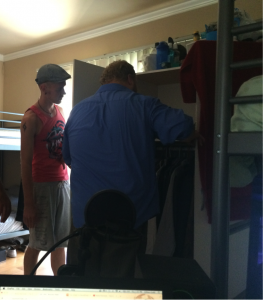 Travis-Fear-and-Jake-Dinsmore-breaking-and-entering-room-and-looking-through-personal-property-1 copy