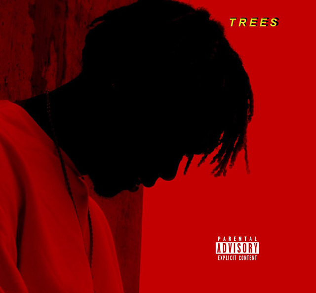 water.lo - trees cover art
