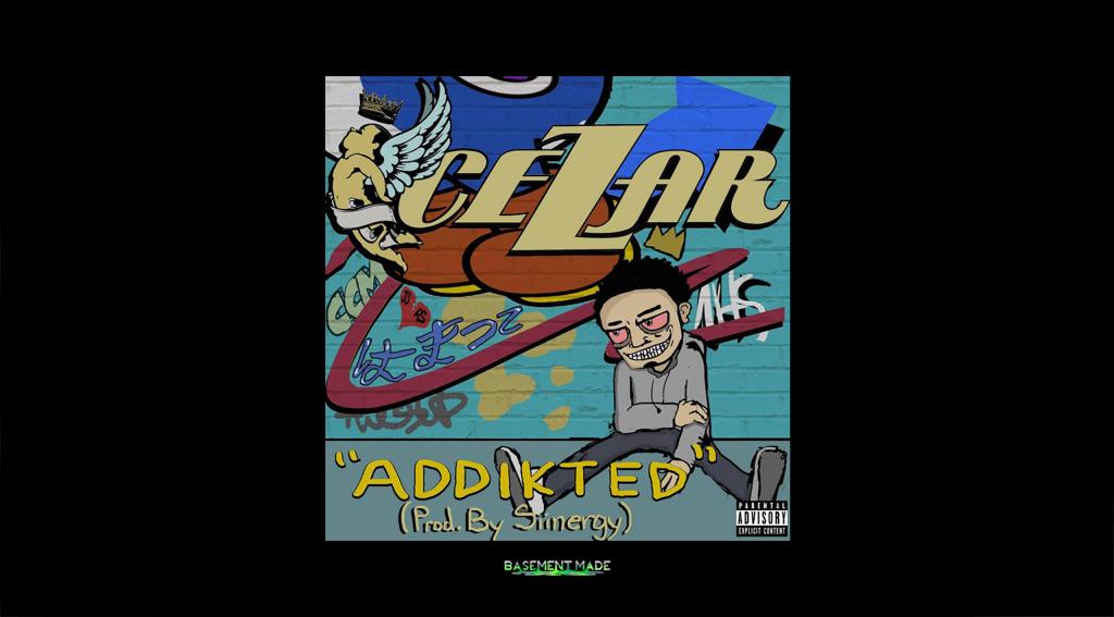 Cezar - Addikted Prod. Siinergy cover art