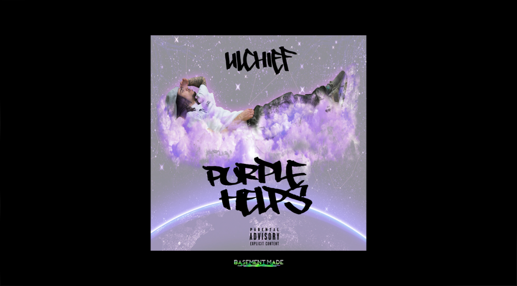 LilChief - Purple Helps basement made premiere cover art