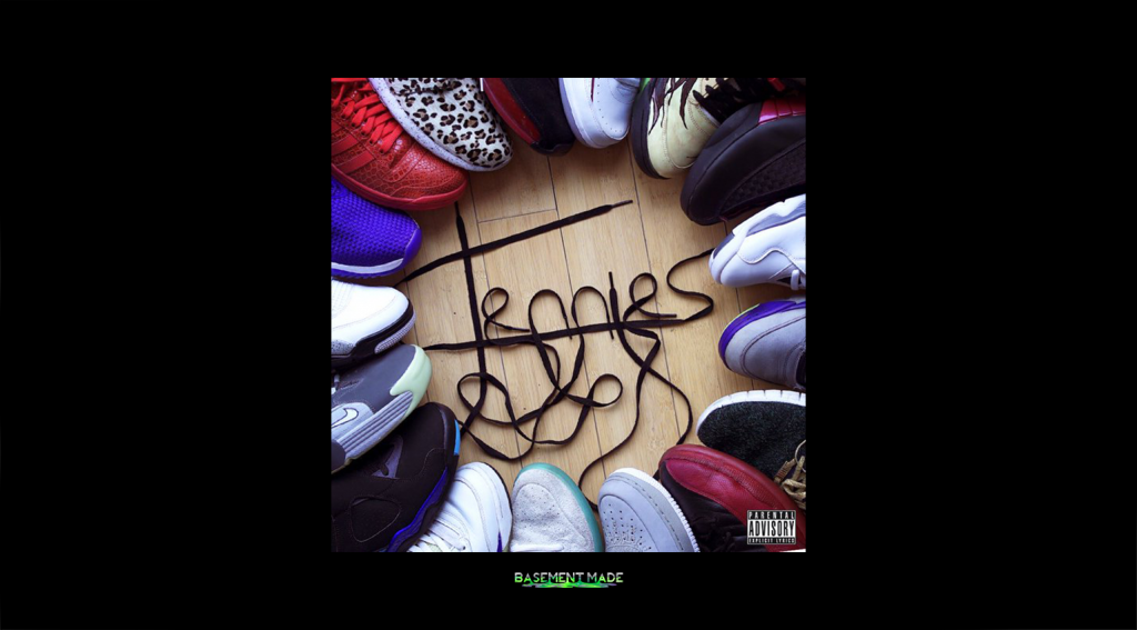 Mic Kellogg - Tennies cover art mixed mammyth