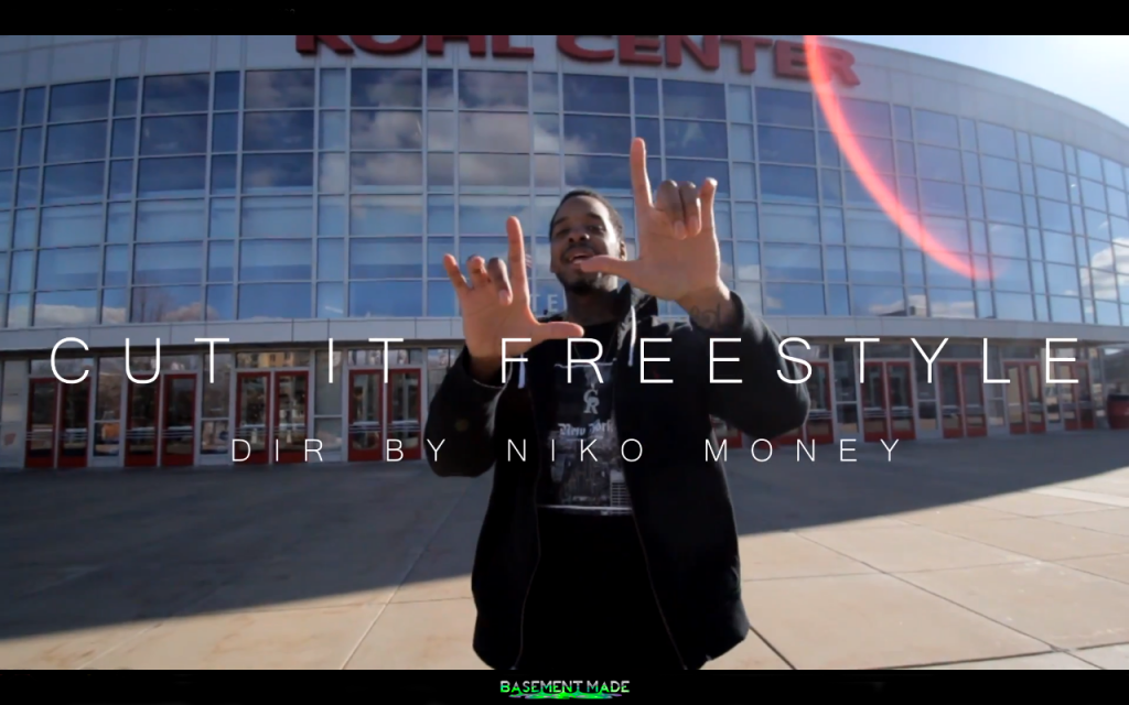 Tre Creamer - Cut It Freestyle Niko Money music video