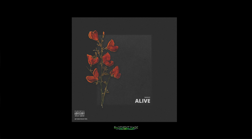 Bankx - Alive cover art
