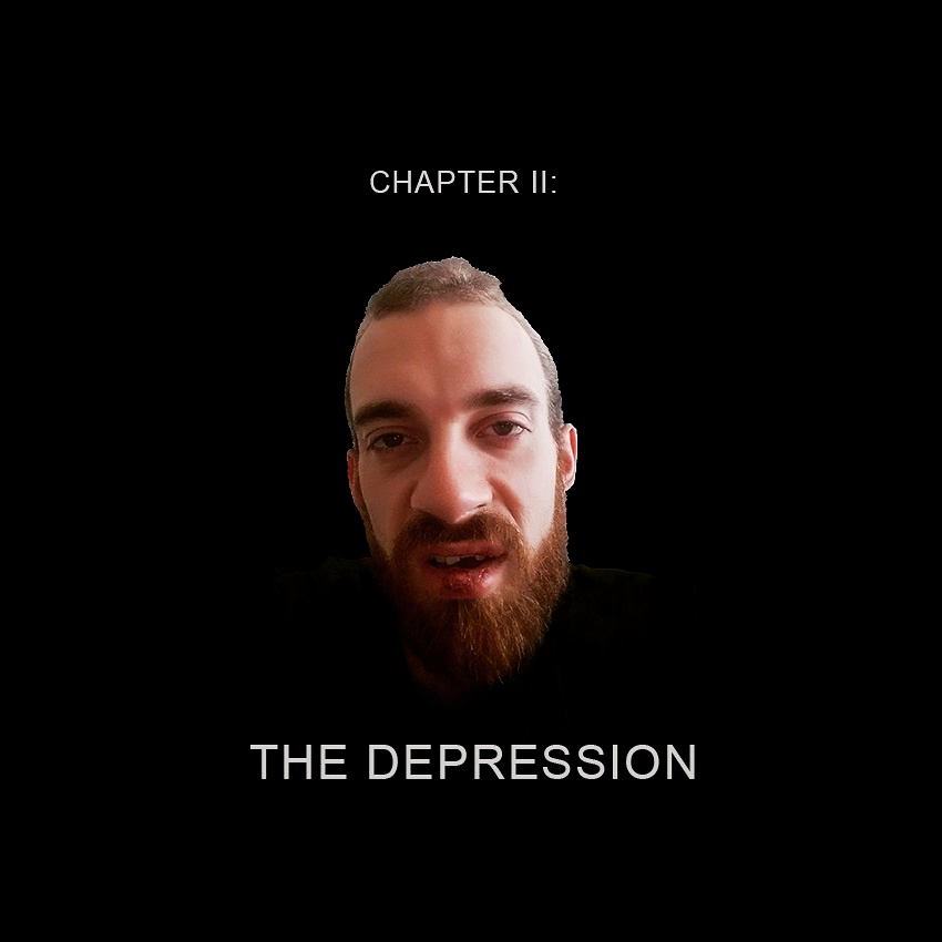 Clifton Beef - Chapter II The Depression cover art Clifton Grefe