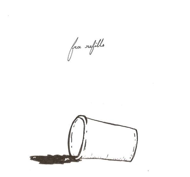 Emmitt James - FREE Refills cover art