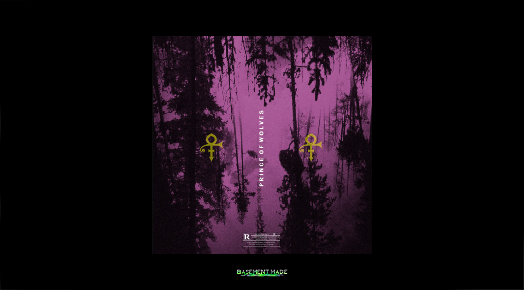 Lewis Is Dead - North Boy Purple Edition cover art Basement Made