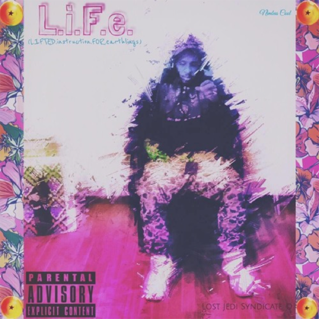 Nimbus Cool - L.i.F.e. LIFTED instruction FOR earthlings cover art