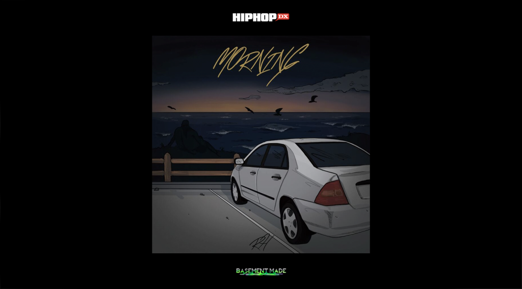 Rahn Harper - Morning premiere ft. Mic Kellogg cover art basement made hiphopdx