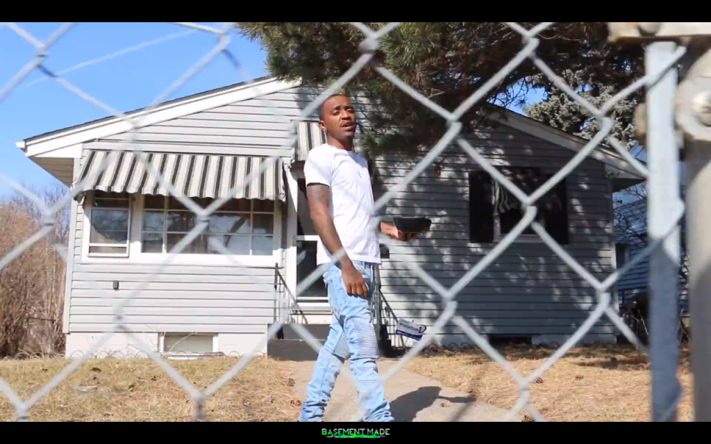 Taylor J - HYHN music video directed hyphy tv