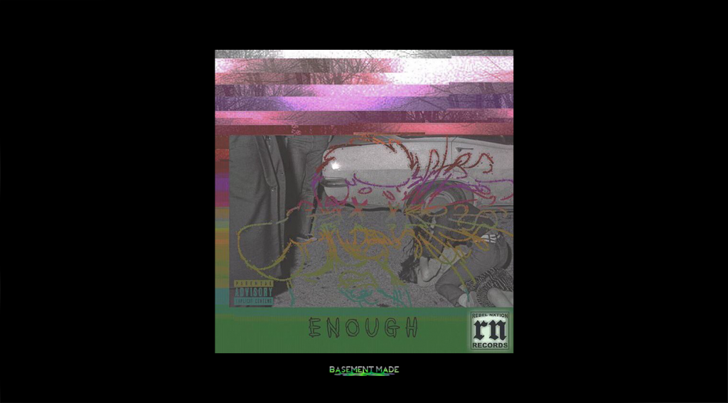 $uki - Enough ft. Bap prod. vertical cover art