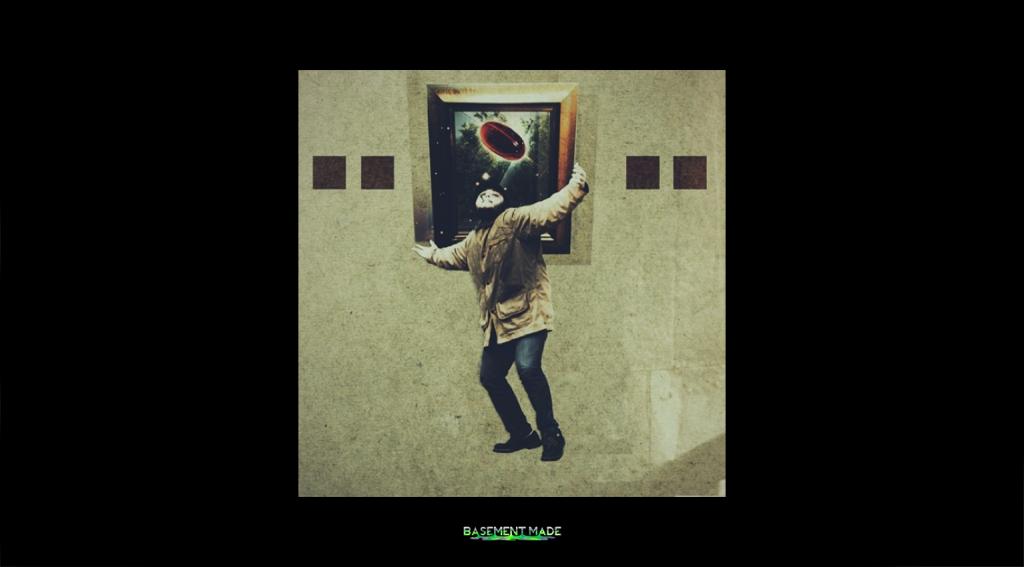 Alex Wiley - Red Pill single cover art Basement Made prod Mulatto Beats