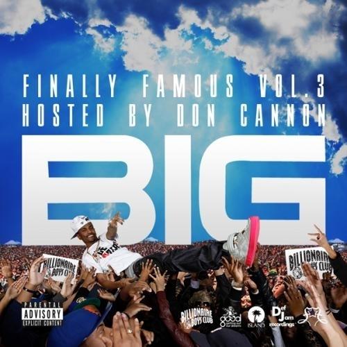 Big Sean - Finally Famous 3 BIG mixtape Basement Made