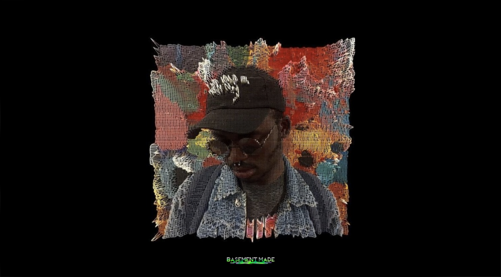 Deonte Neely - Double Triple ft. Nell & Rob Hicks cover art basement made