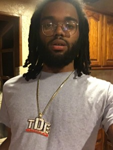 Kembe X signs to TDE maybe TDE chain