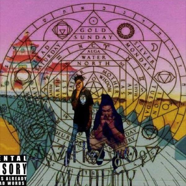 B.C. Tha Hybrid X Slowlife Tito - Alchemy cover art basement made