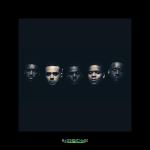 3rd Dimension - LIMITS LP mixtape cover art basement made